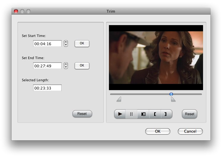 iOrgSoft Video Converter for Mac