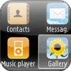 iPhone Dark Theme