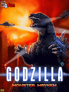 Godzilla Monster Mayhem 1.1.2