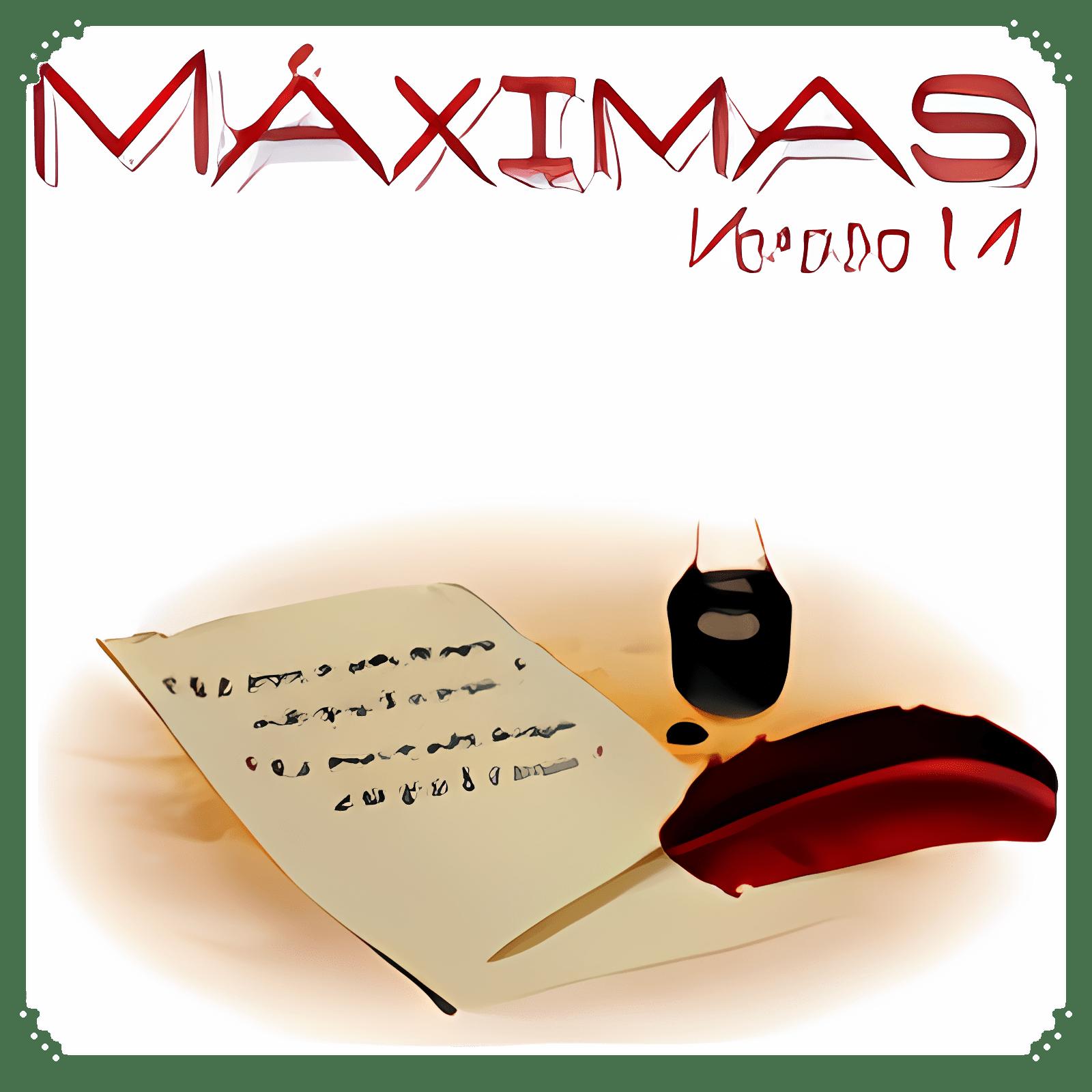 Máximas 1.4