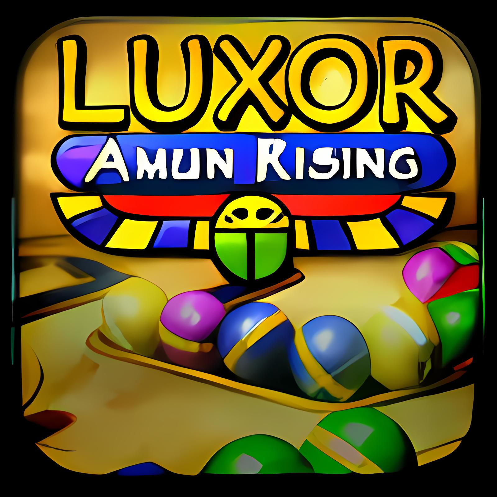Luxor: Amun Rising 1.0