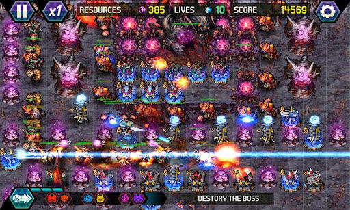 Tower Defense (Lost Earth) 1.0.2