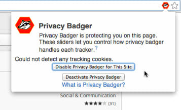 Privacy Badger