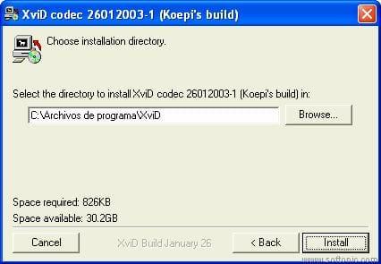 Koepi's XviD MPEG4 Codec