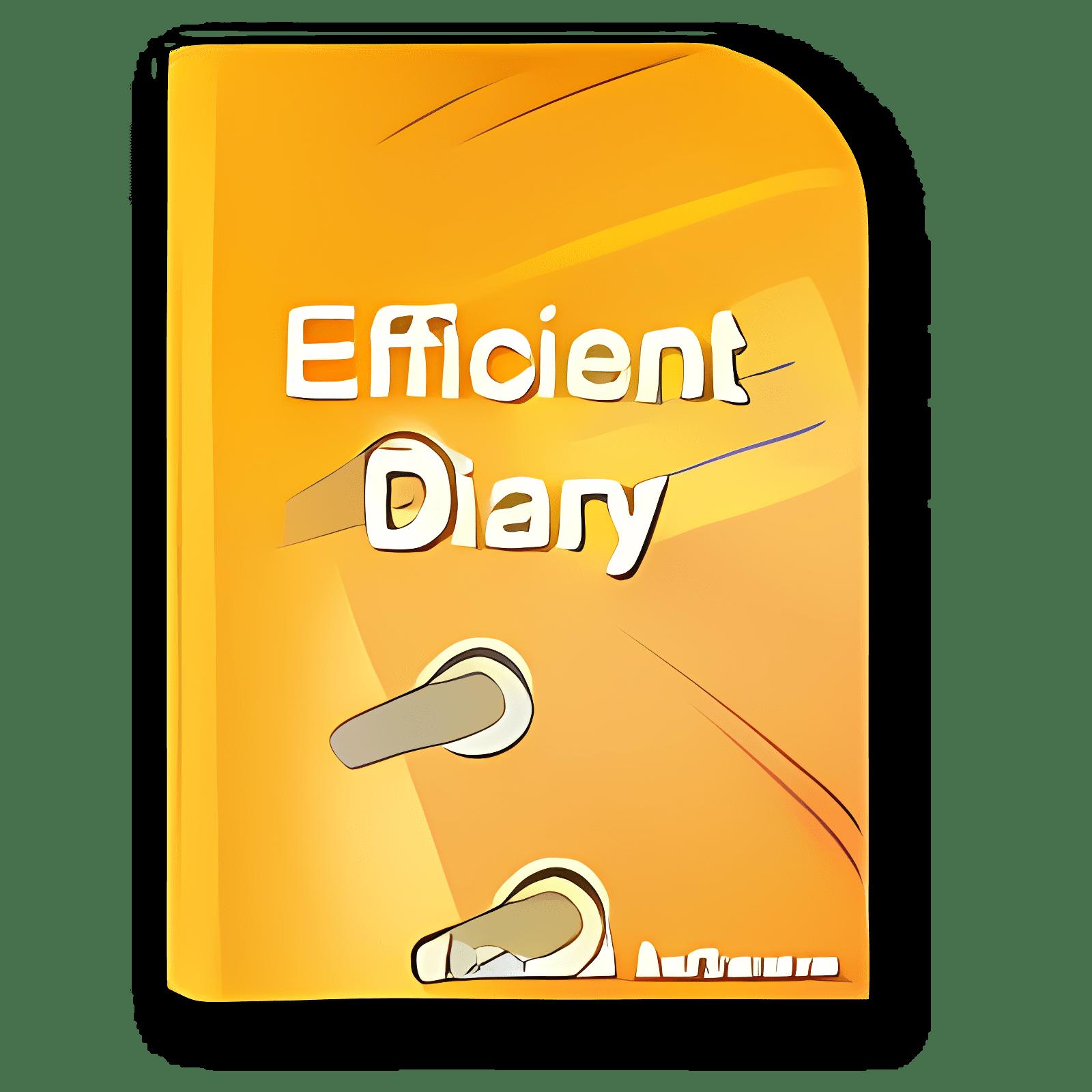 Efficient Diary 3.0.320