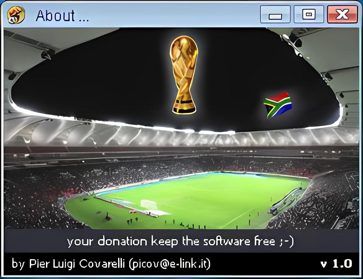 África do Sul 2010 1.1
