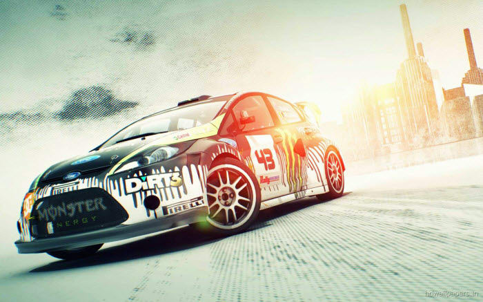 DiRT 3 Wallpaper