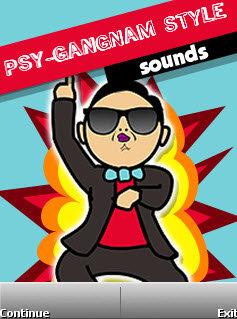 Gangnam Style Sounds