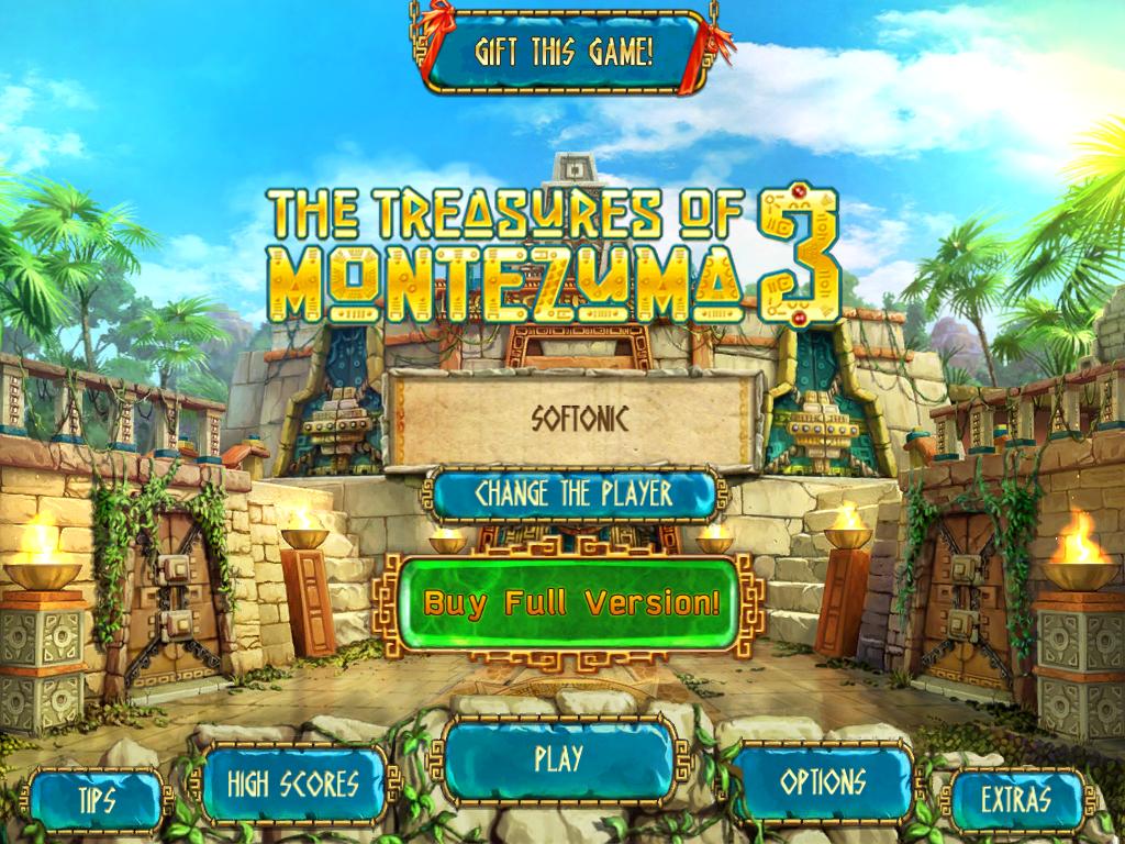 The Treasures of Montezuma 3 Free
