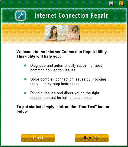 Internet Connection Repair