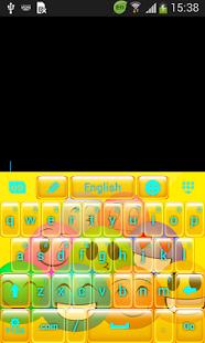Color Emoji teclado