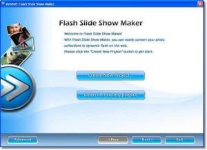 AnvSoft Flash Slide Show Maker