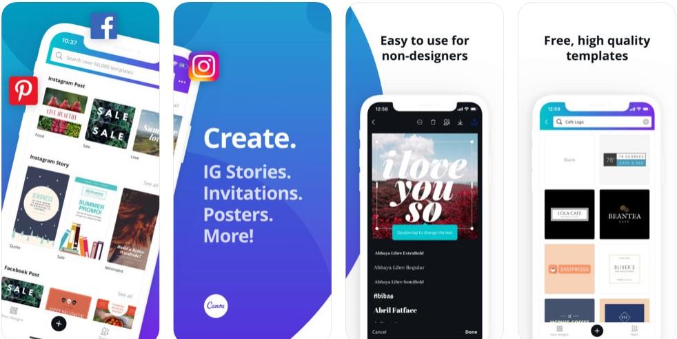 WhatsApp: 4 apps gratis para crear tus imágenes de buenos días