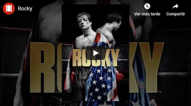 YouTube estrena 100 películas gratis como Rocky o Terminator