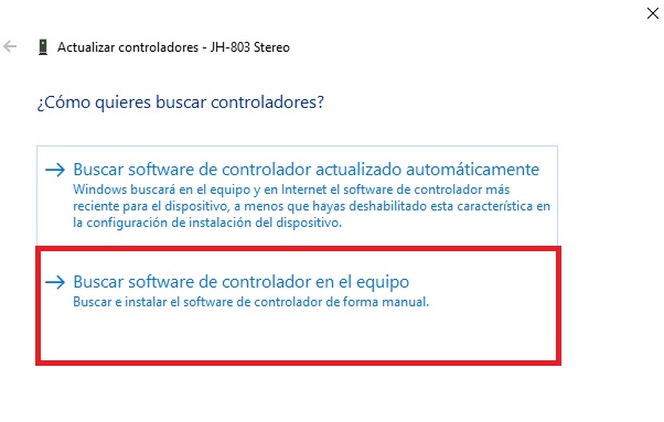 Windows 10: Cómo actualizar los drivers de tu PC