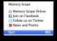 Memory Scope
