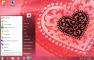 Walentynki Windows 7