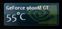 NVIDIA GPU Temp