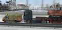 Euro Truck Simulator 2 Winter Mod
