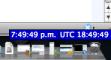 UTC Global Clock