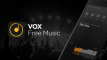 VOX Free Music - MP3 Player & Song Streamer