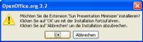 Sun Presentation Minimizer