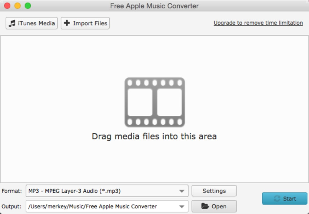 Free Apple Music Converter for Mac (Mac) - Download