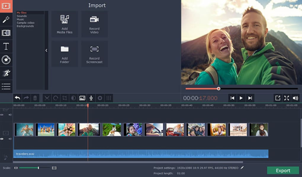 movavi video editor 10 free download full version