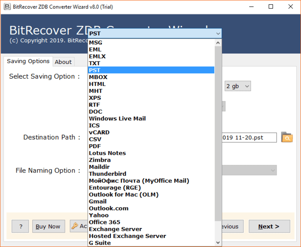 ZDB Converter Wizard - Download