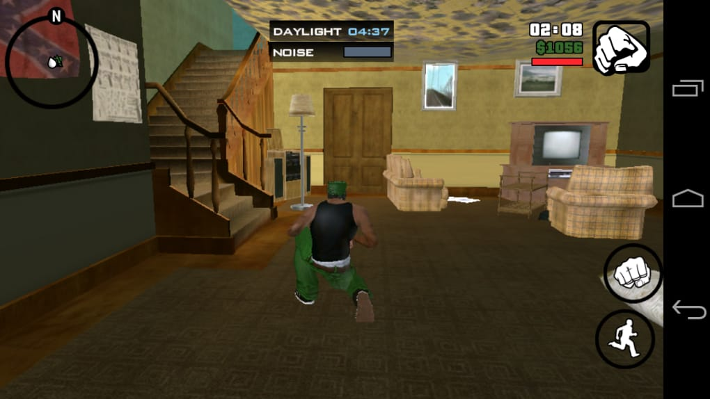 gta san andreas rar packupload