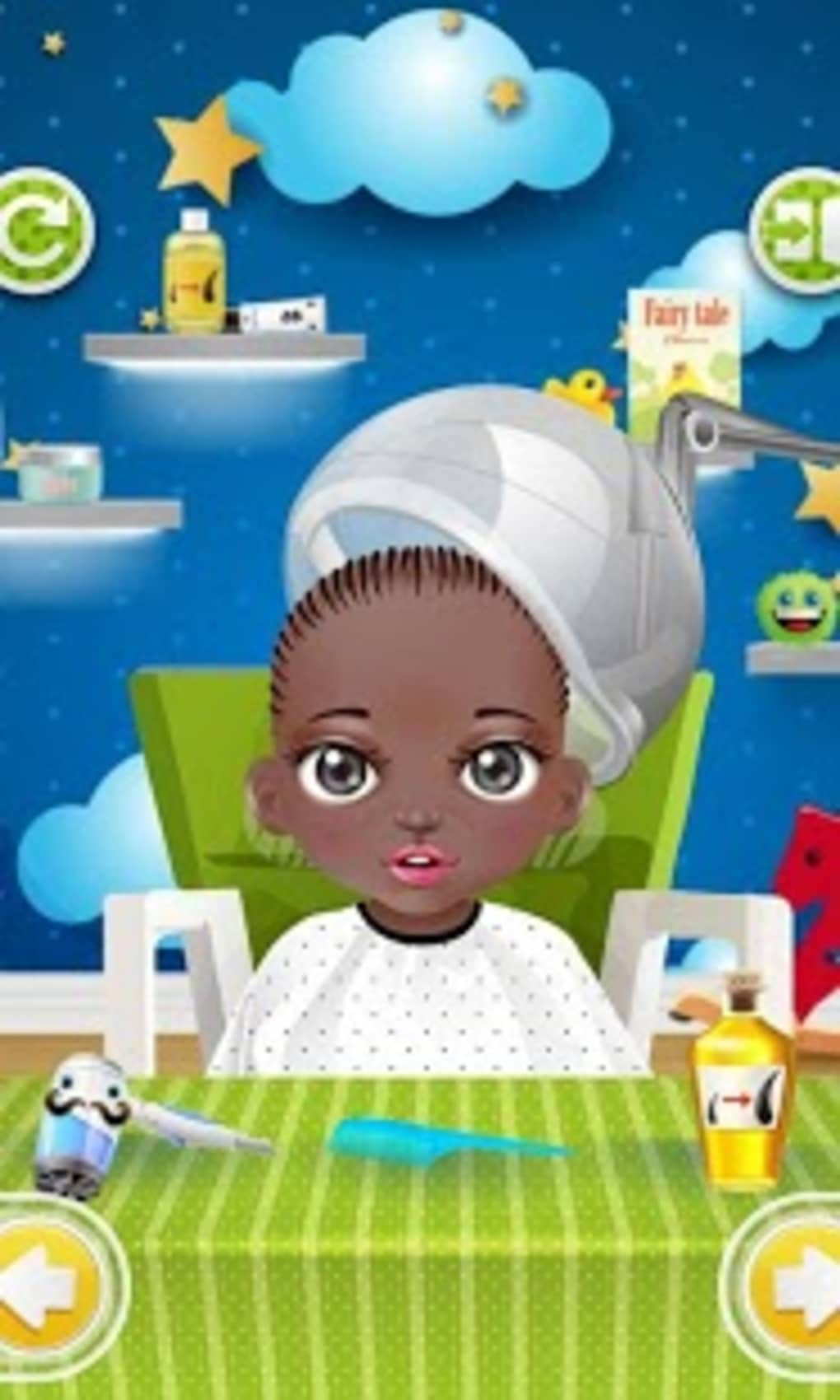 Baby Spa Hair Salon For Android Download