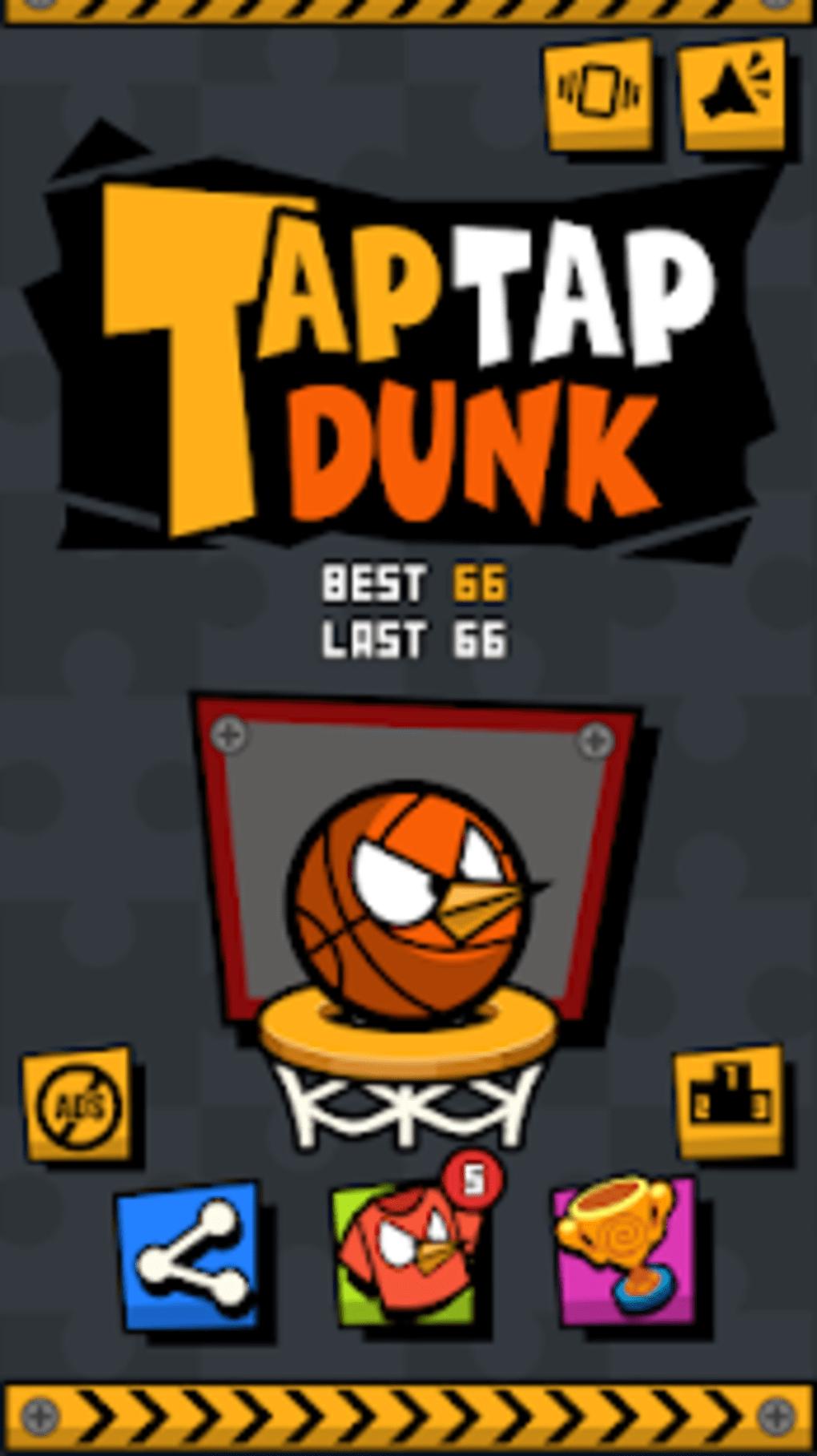 Tap Tap Dunk