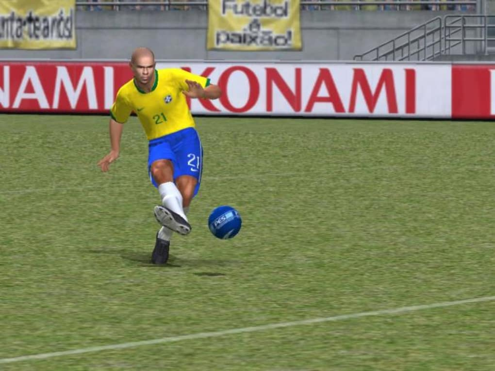 pro evoloution soccer 2008