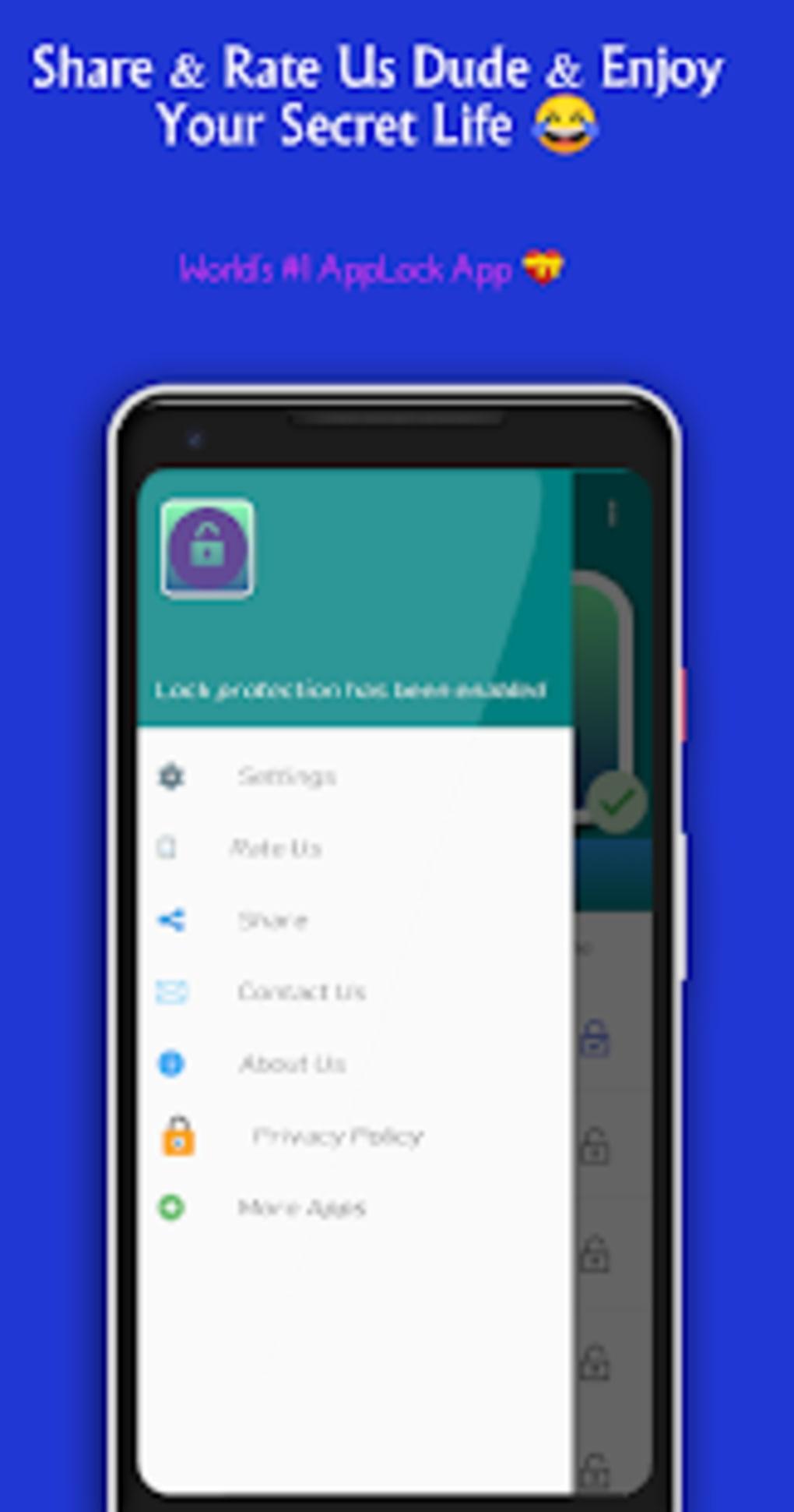 AppLock Gallery Vault - ABC AppLocker for Android - Download