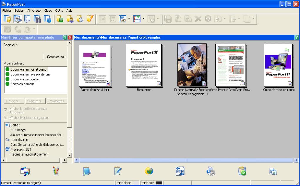 paperport gratuit windows 7