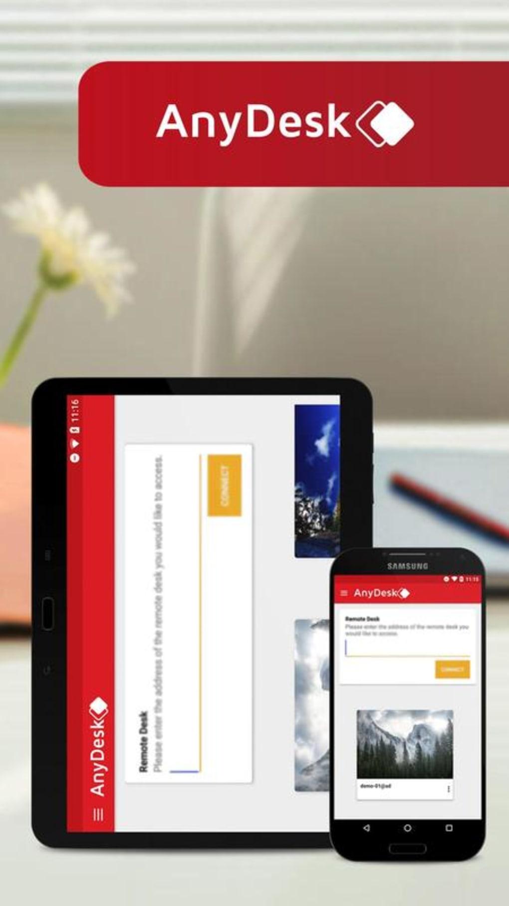 AnyDesk Remote Desktop for Android - Download