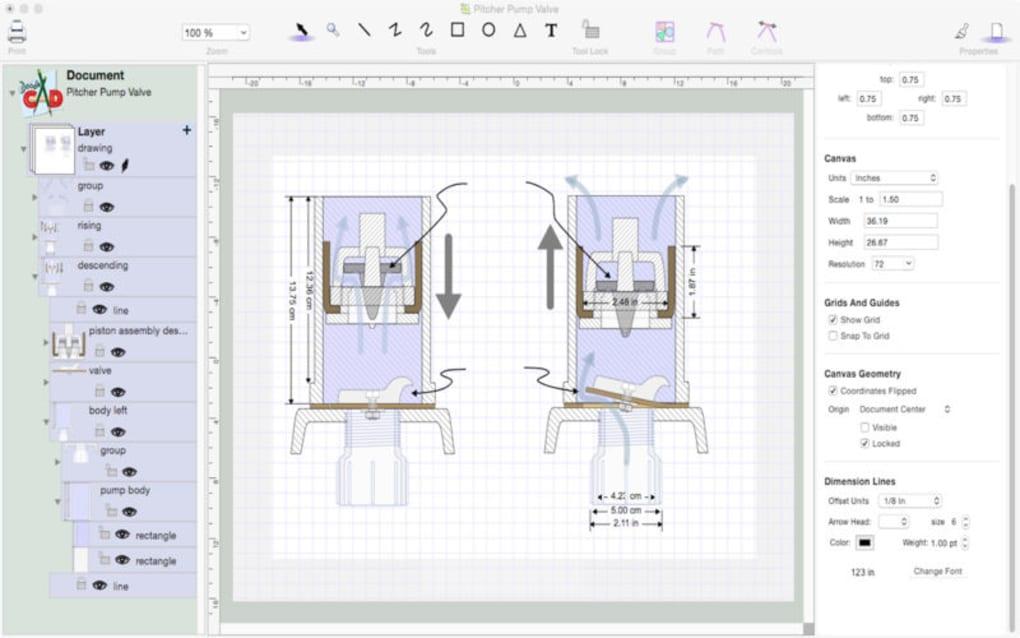 DoodleCAD for Mac - Download