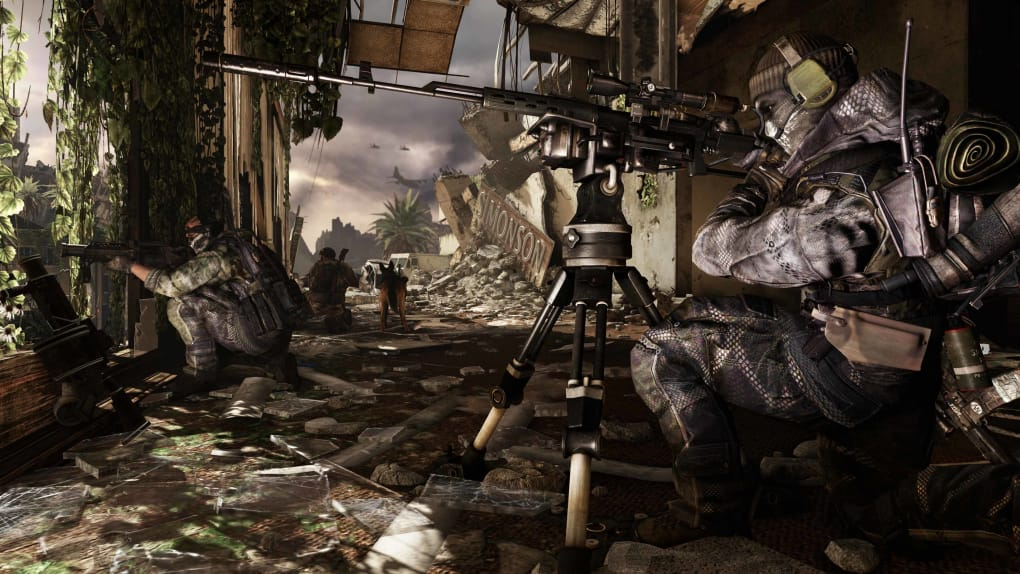 call of duty ghosts download pc iso
