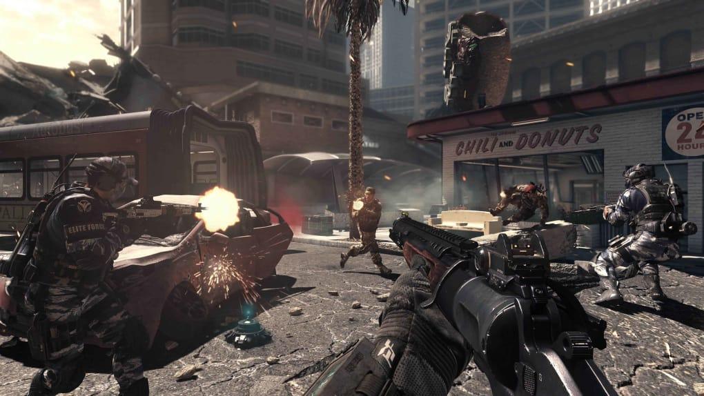 Call Of Duty Ghosts Untuk Windows Unduh