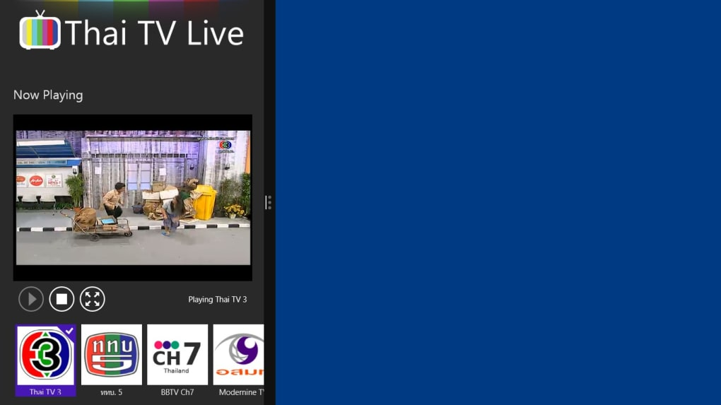 thai tv live free