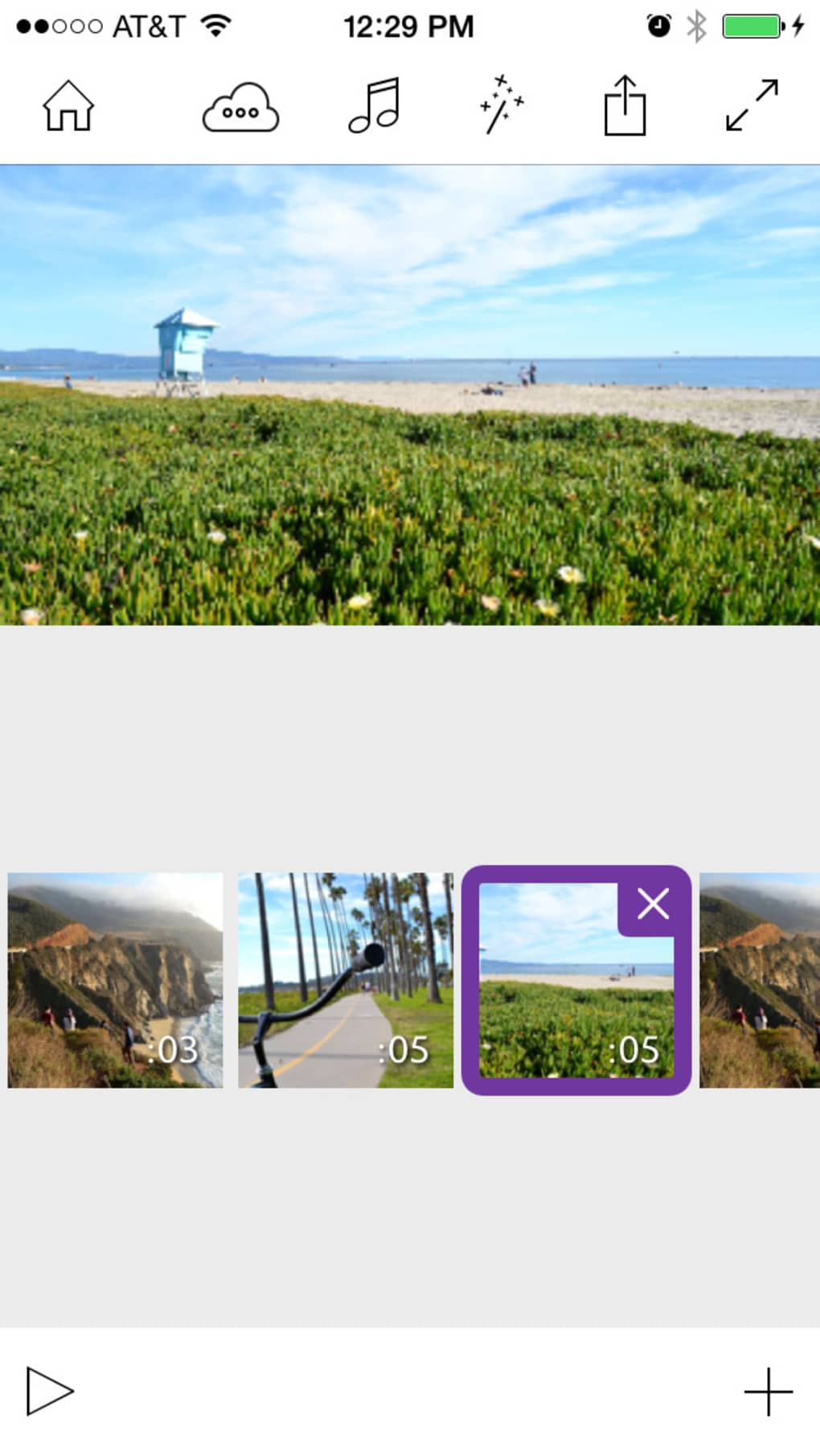 Adobe Premiere Clip for iPhone - Download