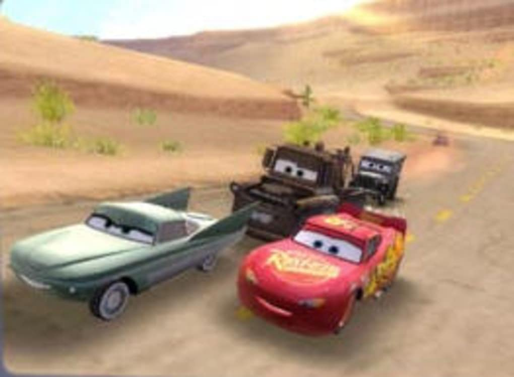 Cars: The Video Game for Mac - Download