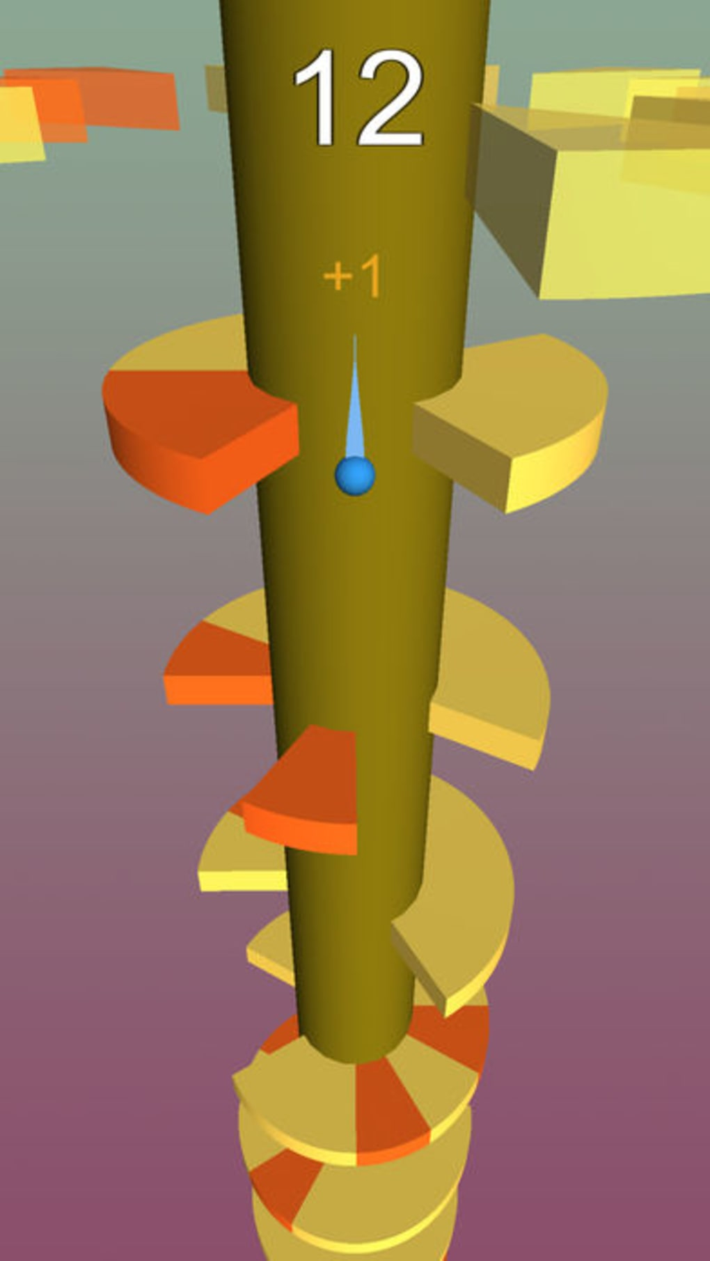 Helix Jump Down for iPhone - Download