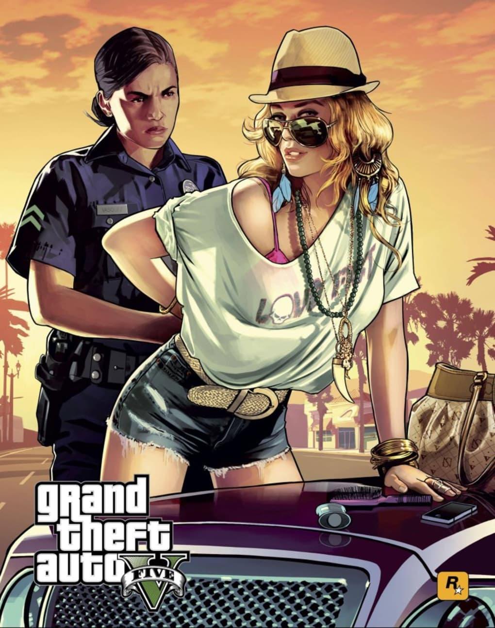 GTA V Trailer 2 - Download