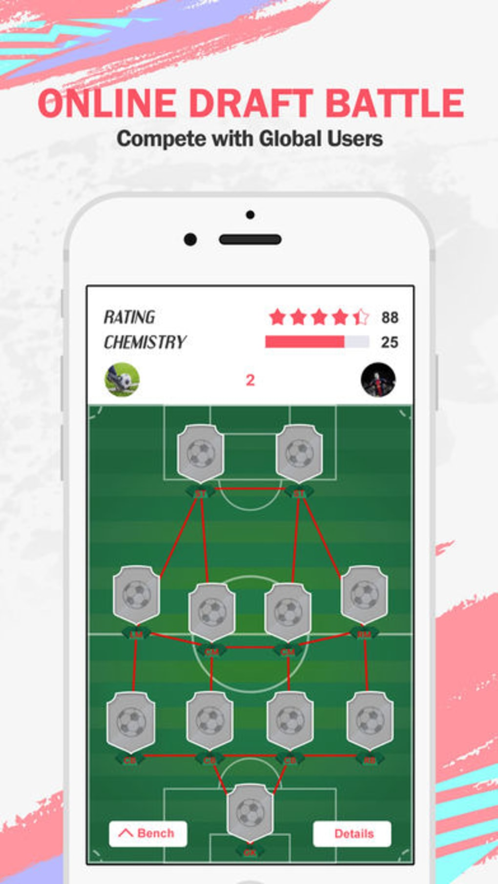 Draft Simulator for FUT 20 for iPhone - Download