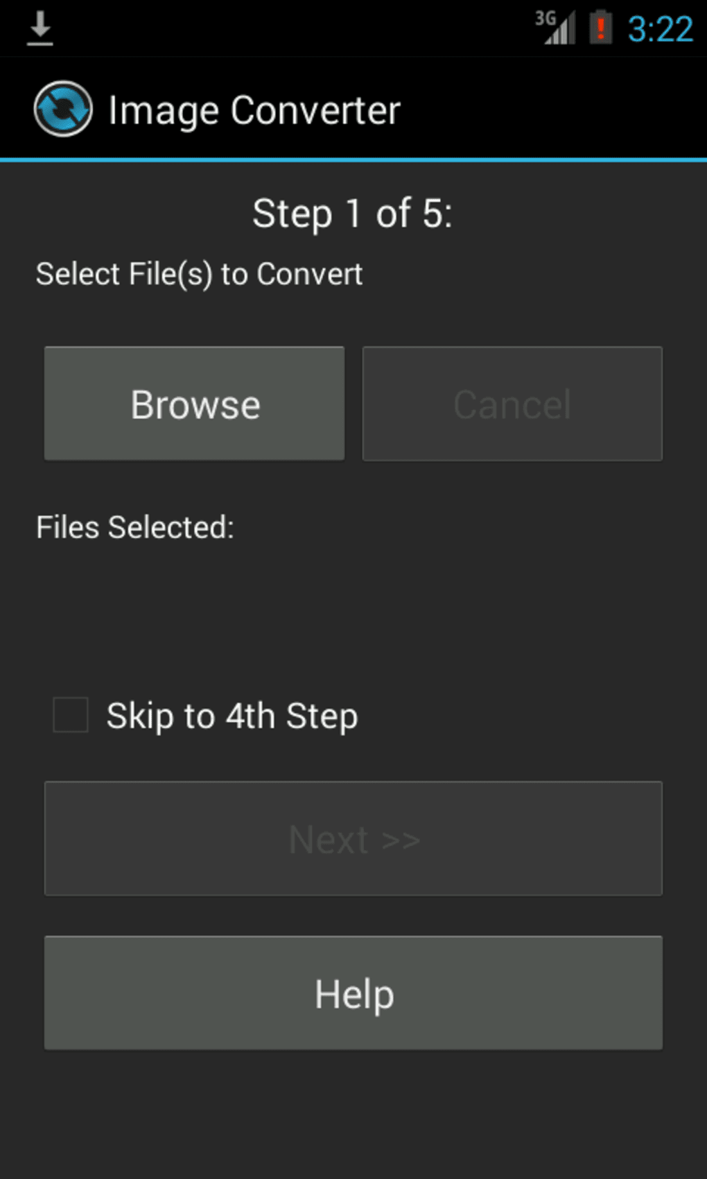 Image Converter for Android - Download