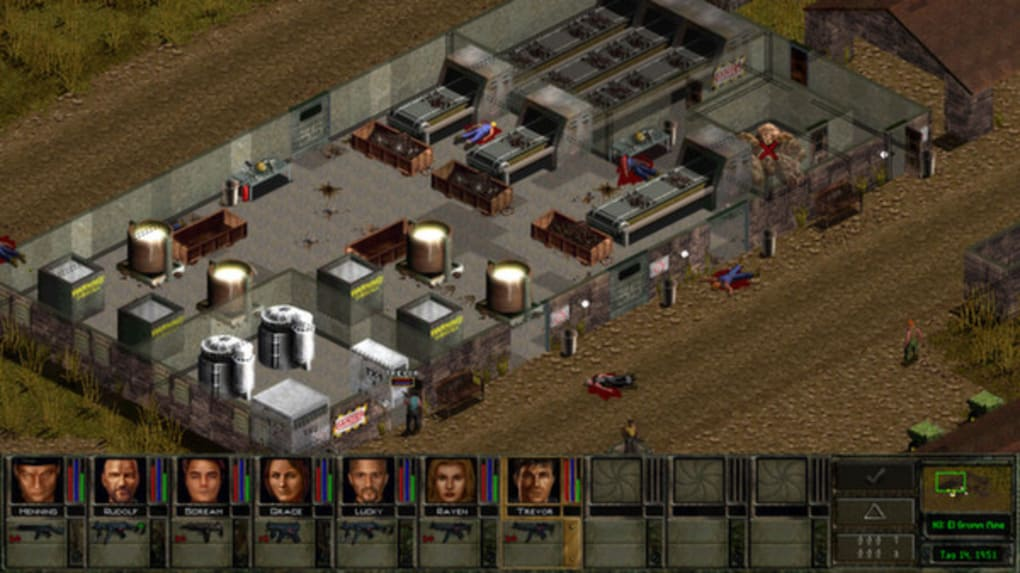 Jagged Alliance 2 - Wildfire - Download