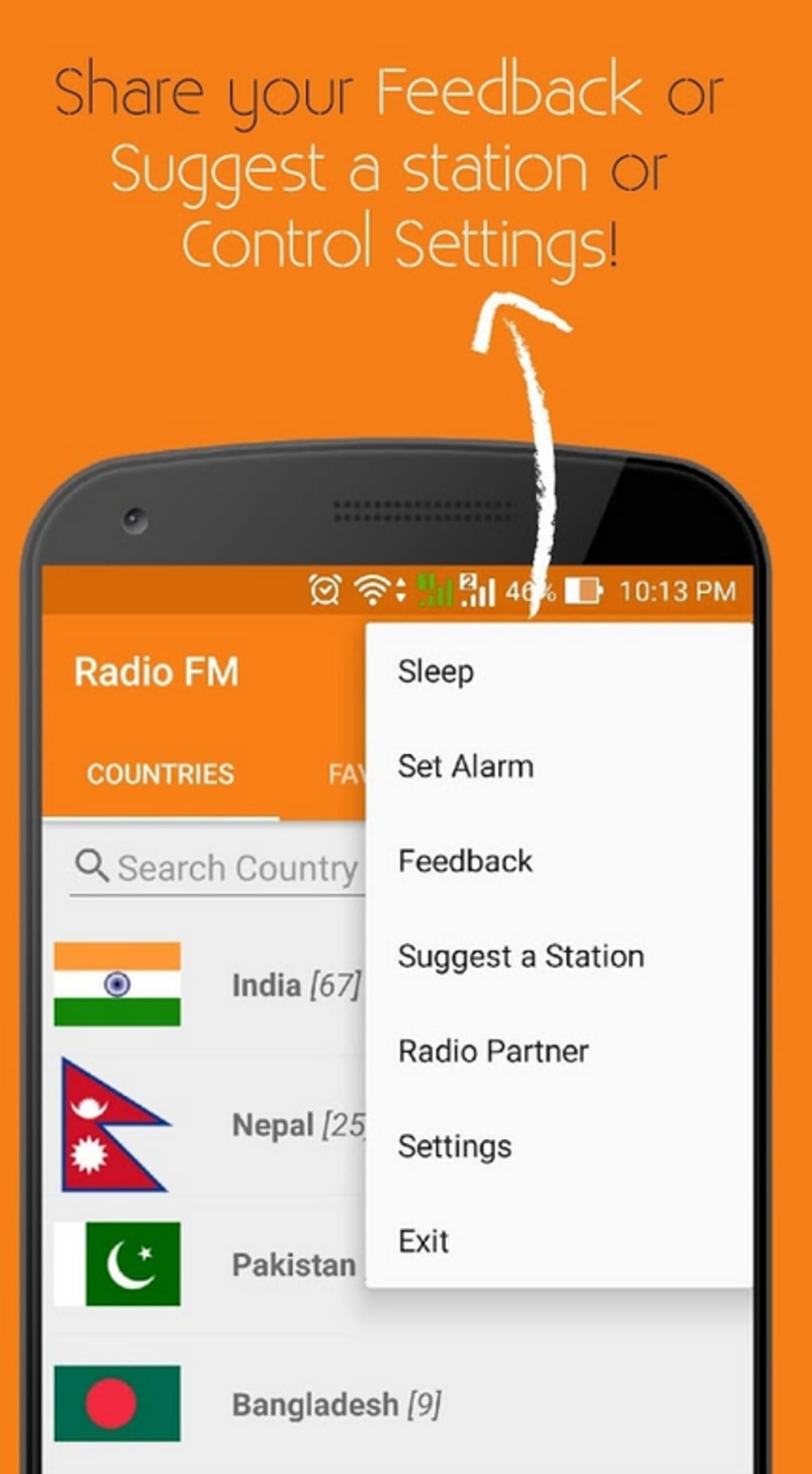 Radio FM for Android - Download