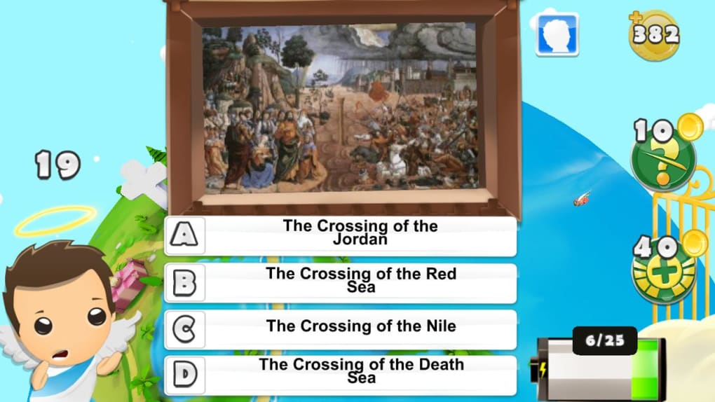 Bible Quiz 3D - Religious Game for Android - Download