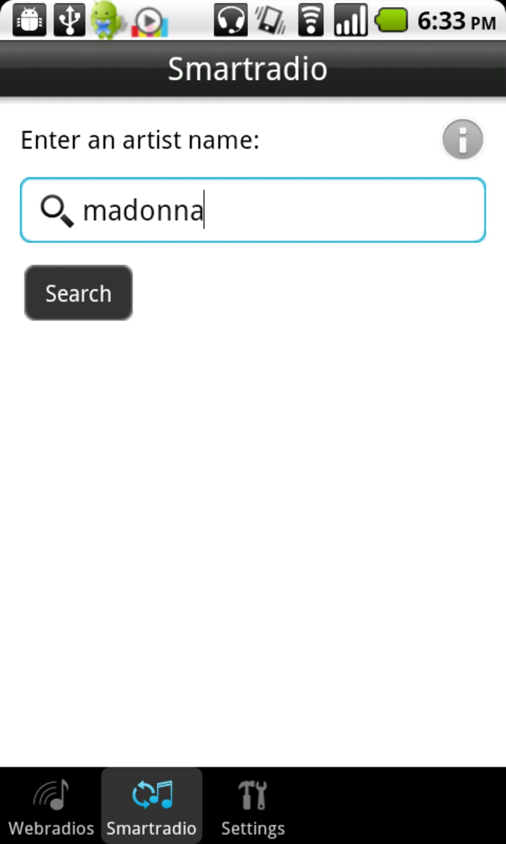 Deezer for Android - Download